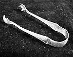 Antique WALLACE & SONS Sterling Silver Sugar Tongs Washington (c. 1911)